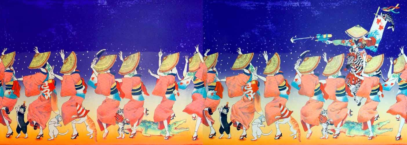 0524 豊川宏美展「いいこにはなれなかった」