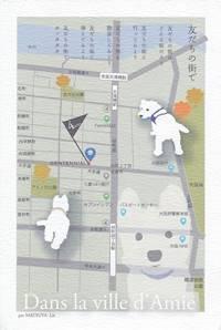 松屋利絵 第四回セリグラフ版画作品展