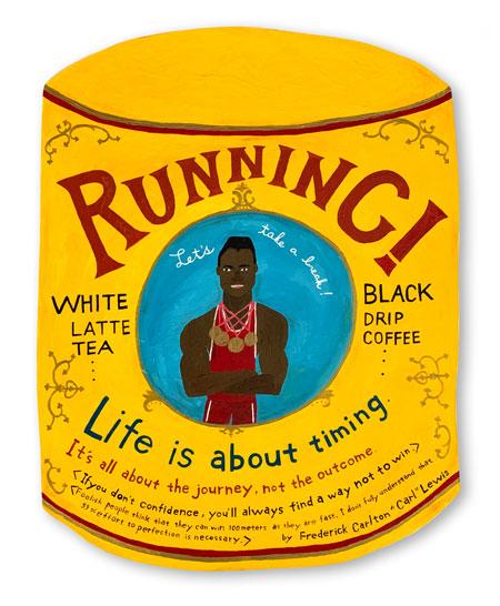 そで山かほ子 個展「Life is timing」