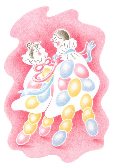 菊野友美 個展「お菓子の時間」