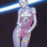 SEXY ROBOT 01
