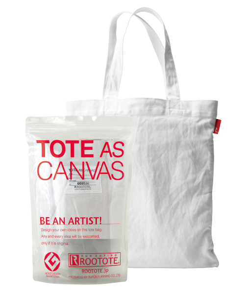 TOTE AS CANVAS 2017