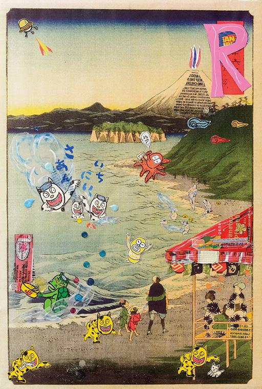 銀賞:家村ルミコ