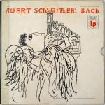 『Albert Schweitzer : Bach』