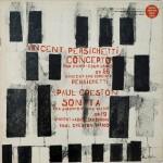 『Vincent Persichetti Concerto』