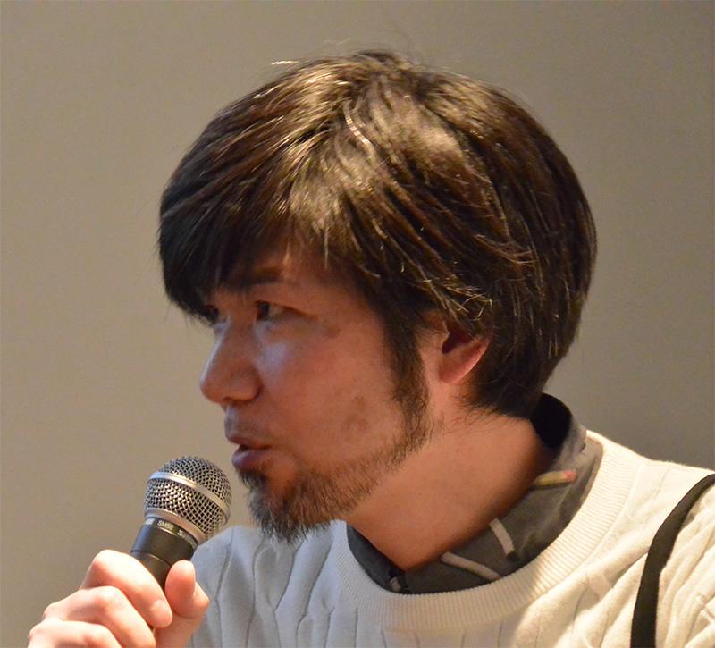 水野健一郎さん