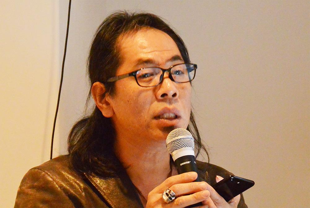 仲尾 毅さん(Adobe Creative Cloud エバンジェリスト)