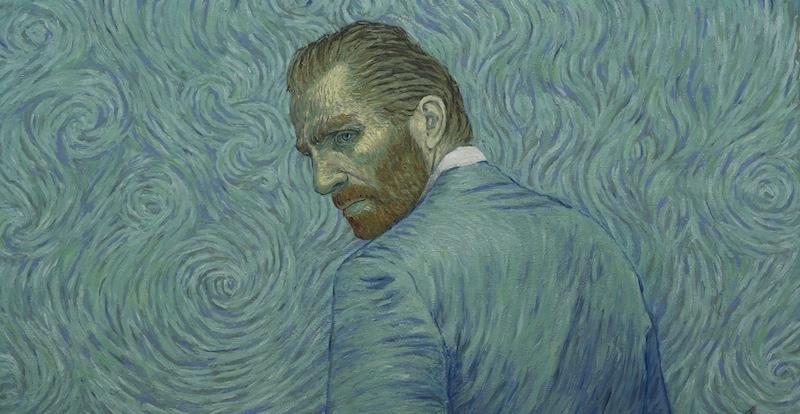 「ゴッホ〜最後の手紙〜」 2017年/イギリス・ポーランド/96分/カラー/原題:LOVING VINCENT ©︎Loving Vincent Sp. z o.o/ Loving Vincent ltd.