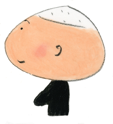 第8回アイコン_伸坊