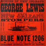 図J『George Lewis And His New Orleans Stompers Volume Two』