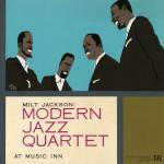 図O 『MJQ(Modern Jazz Quartet)』学生時代の習作