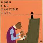 図P『Good Old Ragtime Days』学生時代の習作
