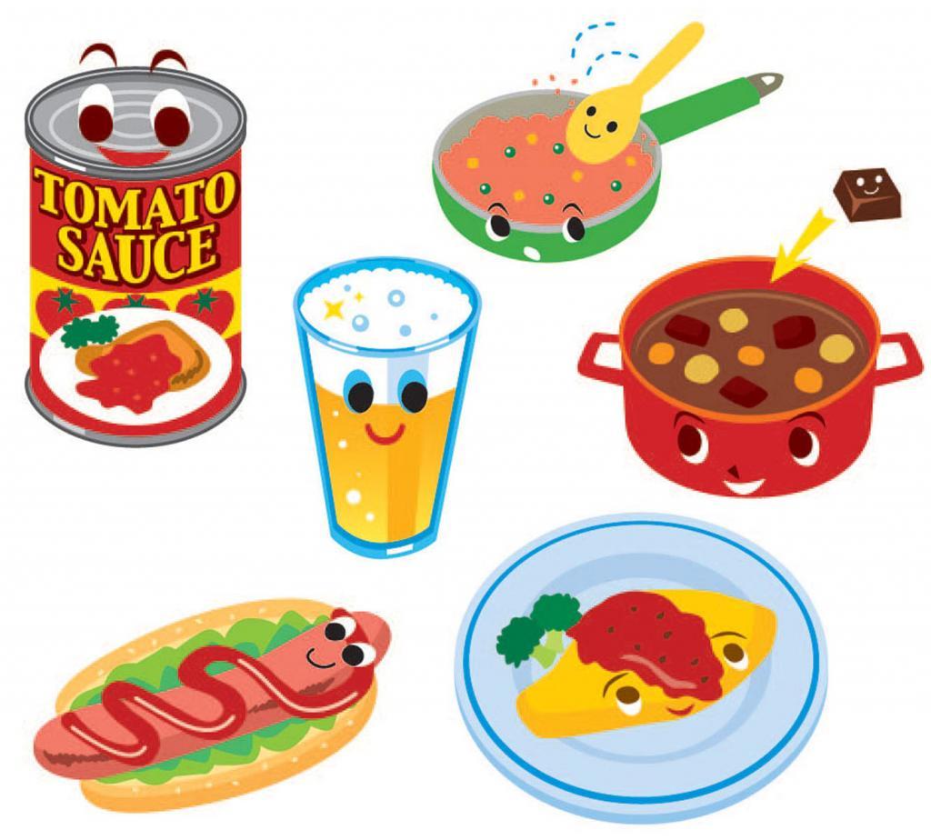 料理イラスト イラストレーションファイルweb Illustration File Web