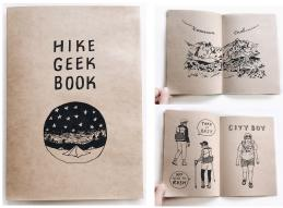 Qoonana ZINE【GEEK HIKE BOOK】