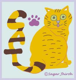 猫イラストねこイラストネコイラスト猫挿絵ねこ挿絵ネコ挿絵