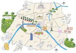 地図イラスト イラストレーションファイルweb Illustration File Web